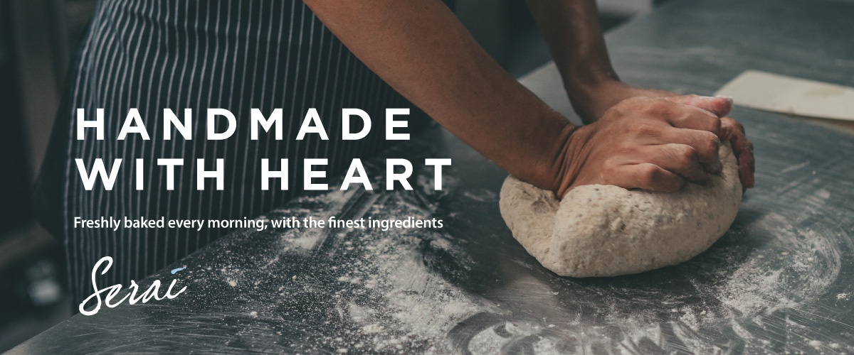 Taste catering malaysia that handmade with heart